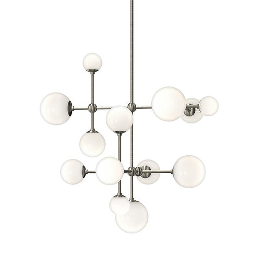 Sabon LED Pendant - Satin Nickel Finish