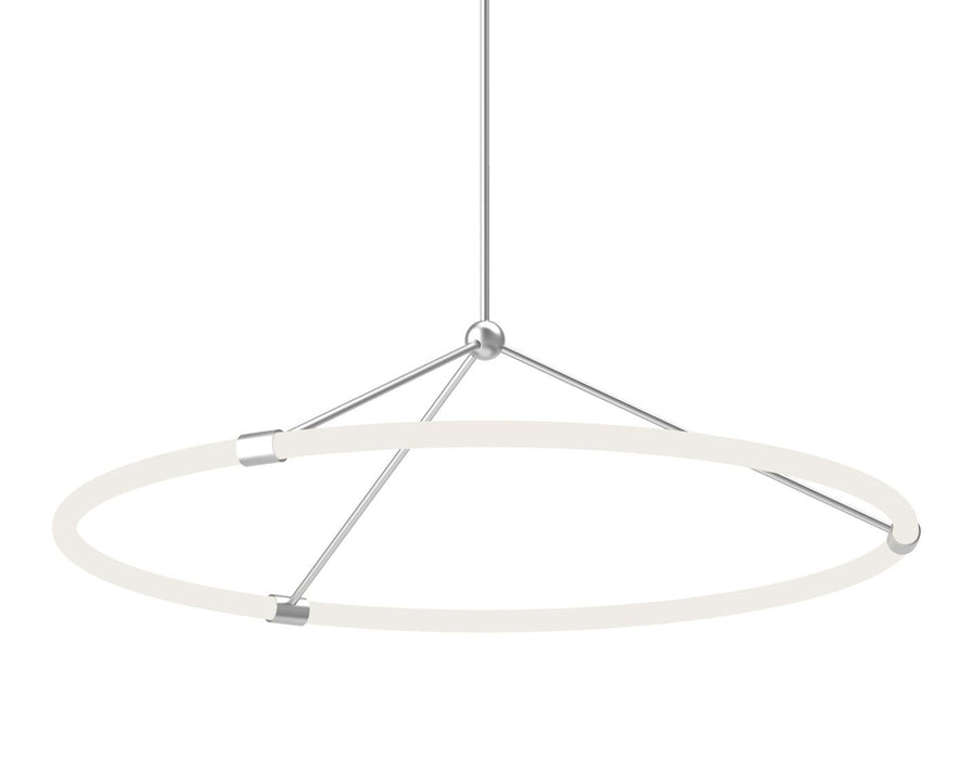 Santino Large Pendant - Chrome Finish