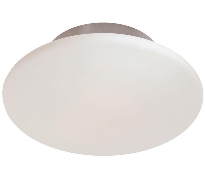Saturn Flush Mount - Satin Nickel