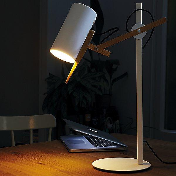 Scantling Table Lamp - Display