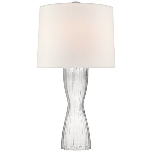 Seine Medium Table Lamp - Clear Glass