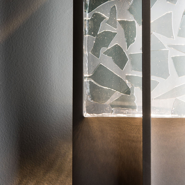 Shard XL LED Outdoor Wall Sconce - Detail
