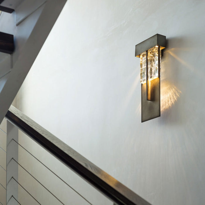 Shard XL LED Outdoor Wall Sconce - Display