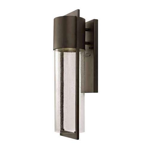 Shelter Outdoor Medium Wall Sconce - Buckeye Bronze
