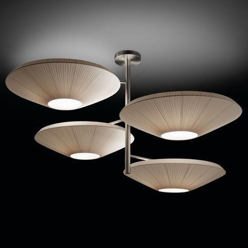 Siam 04 Ceiling Light - Cream