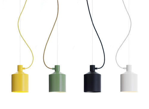 Silo Pendant Light