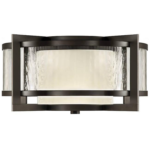 Singapore Moderne Outdoor Flushmount