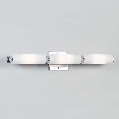 Six Light Halogen Bath Wall Bracket