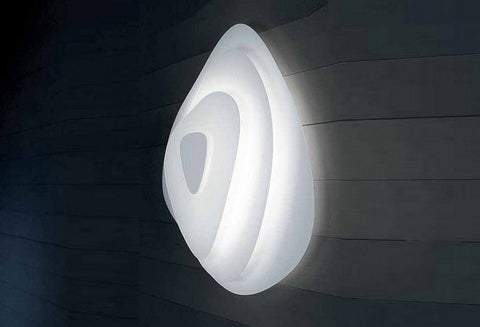 Smoke Wall Lamp
