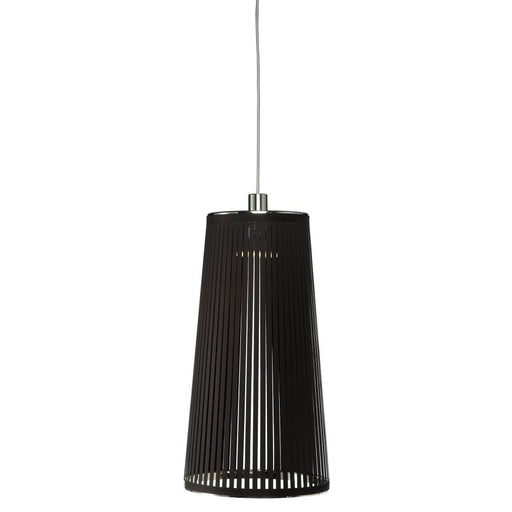 "Solis 24"" Pendant Light - Black"
