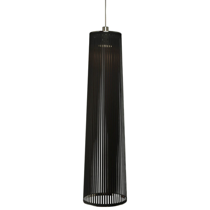 "Solis 48"" Pendant Light - Black"