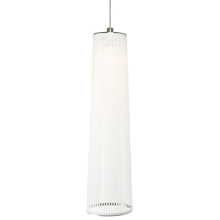 "Solis 48"" Pendant Light - White"