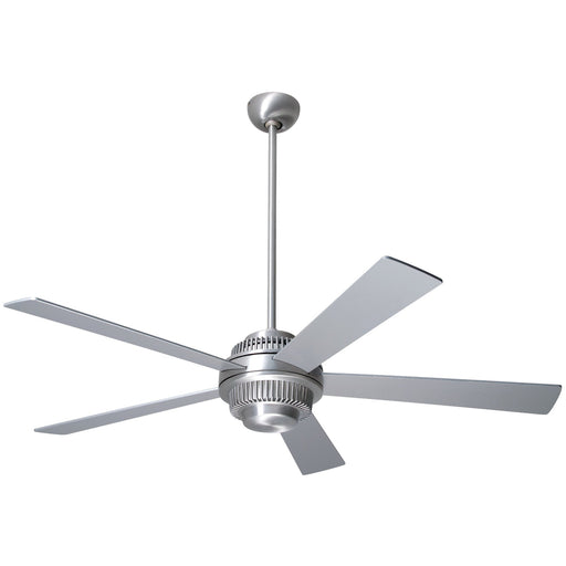 Solus Ceiling Fan - Aluminum (No Light)