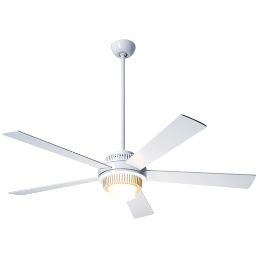 Solus Ceiling Fan - White (LED Light)
