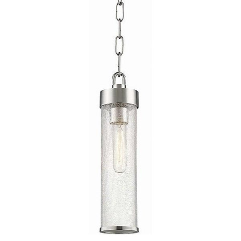 Soriano Pendant Light Polished Nickel