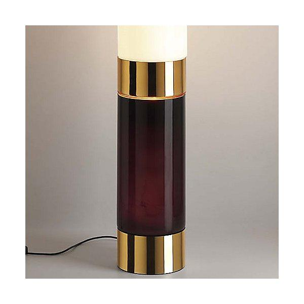Stacking D Floor Lamp - Close Up