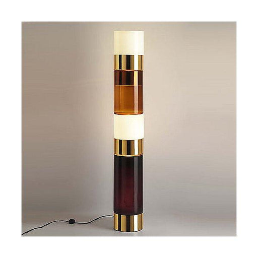 Stacking D Floor Lamp