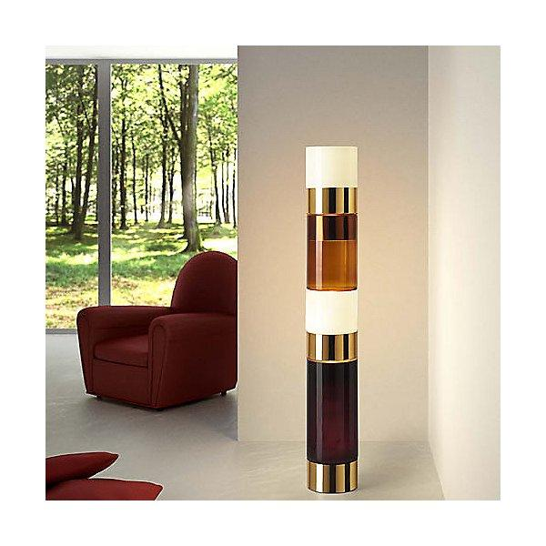 Stacking D Floor Lamp - Display