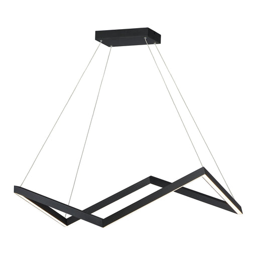 Stealth Large Pendant - Black