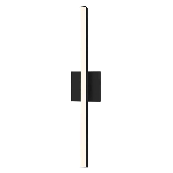 "Stix 24"" LED Bath Bar - Satin Black"