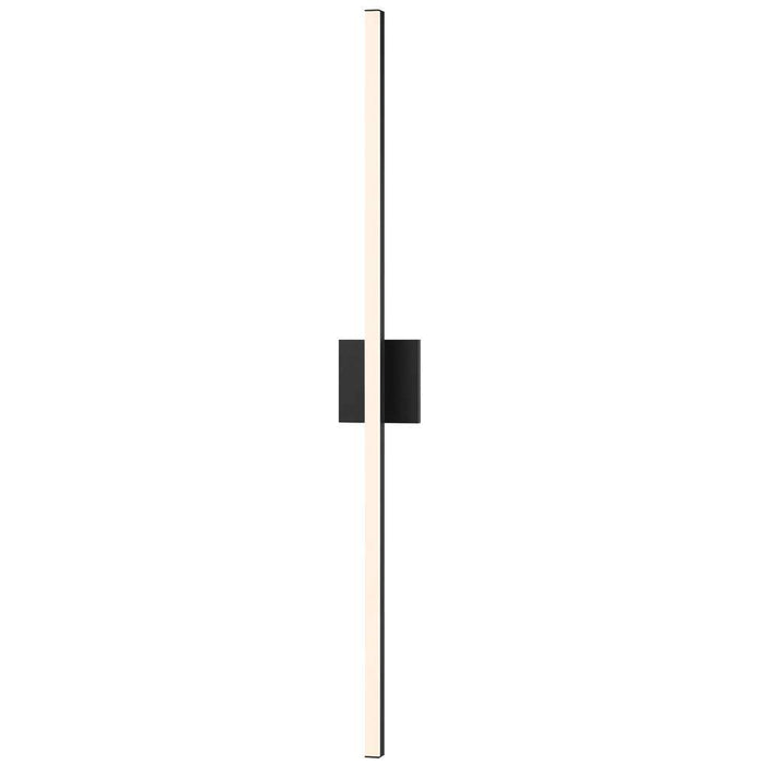 "Stix 40"" LED Bath Bar - Satin Black"
