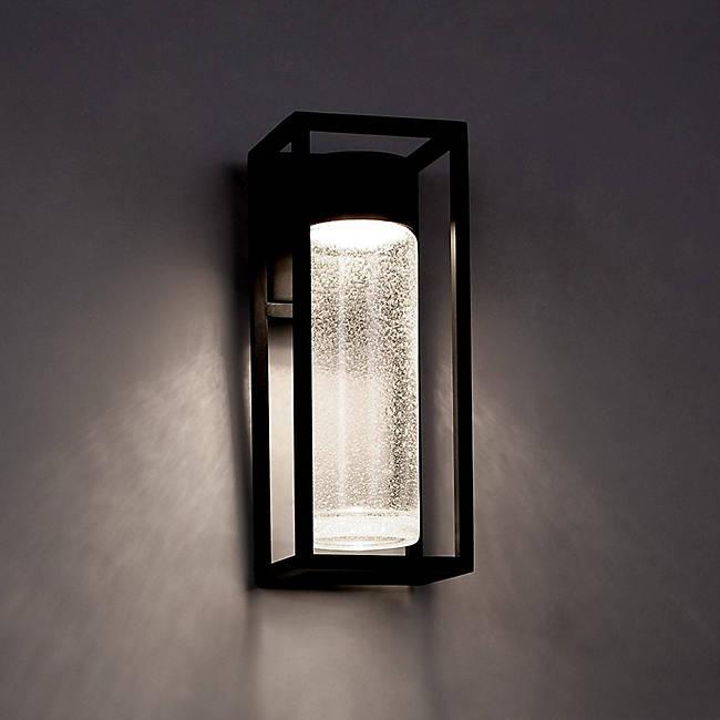 Structure Outdoor Wall Light - Display
