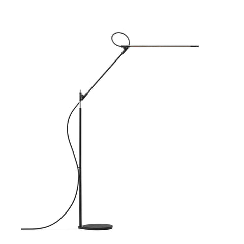 Superlight LED Floor Lamp Black