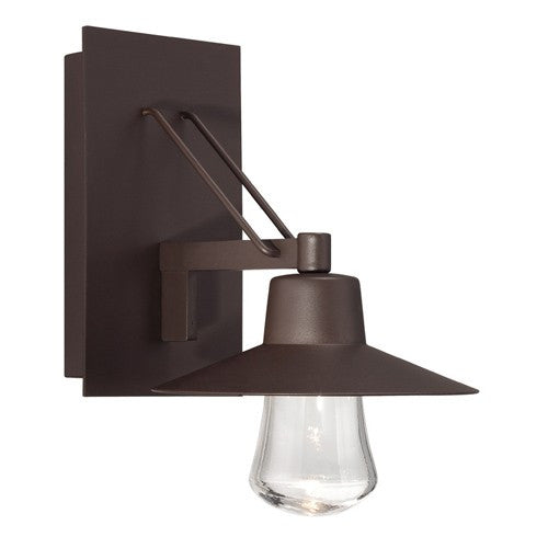 Suspense Outdoor Wall Light - Bronze