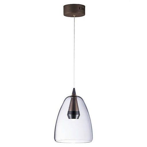 Sven LED Mini Pendant - Black Coffee