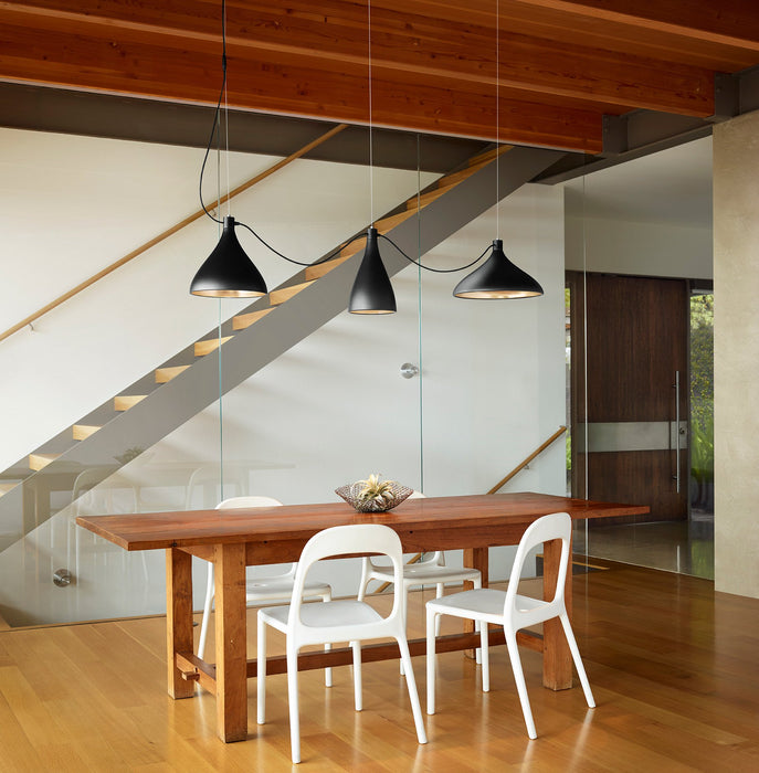 Swell String 3 Mixed Modular Suspension Light - Display