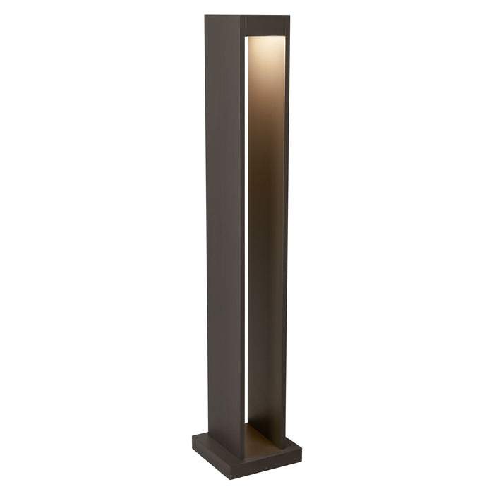 Syntra Bollard Landscape Light - Bronze Finish