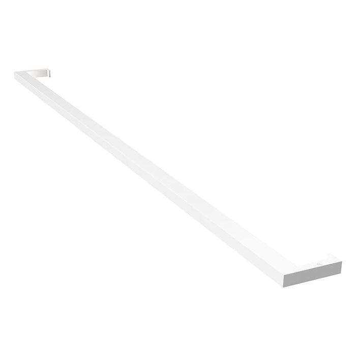 "Thin-Line 48"" LED Indirect Wall Bar - Satin White"