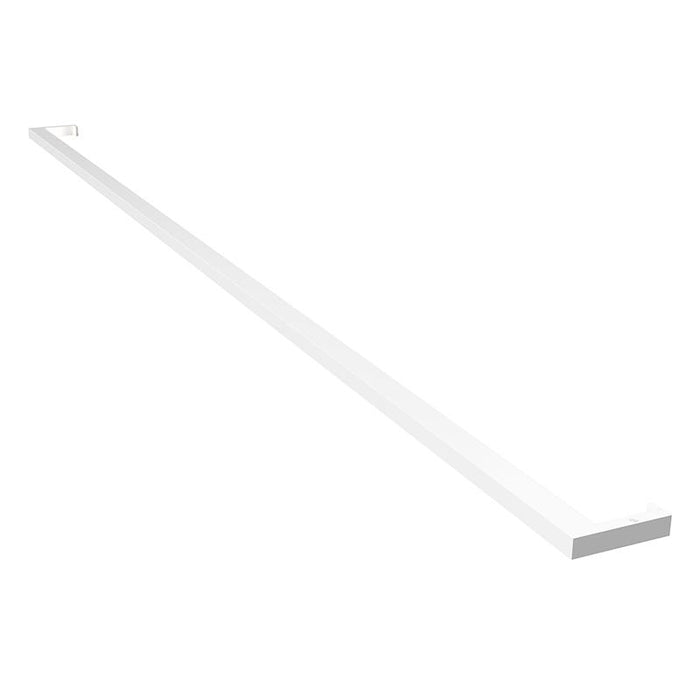 "Thin-Line 72"" LED Indirect Wall Bar - Satin White"