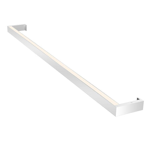 "THIN-LINE 36"" TWO-SIDED WALL LIGHT Bright Satin Aluminum"