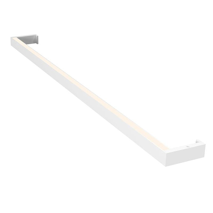 "THIN-LINE 36"" TWO-SIDED WALL LIGHT - Satin White"