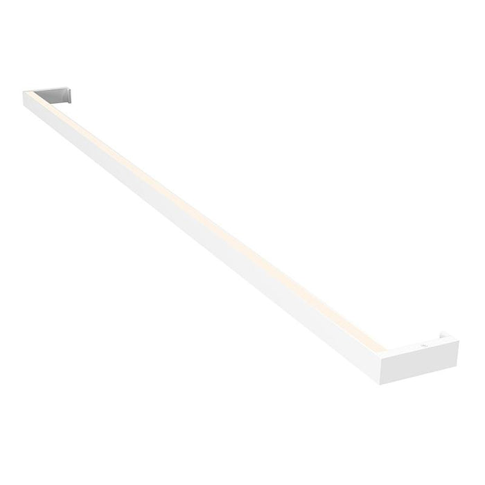 "THIN-LINE 48"" TWO-SIDED WALL LIGHT - Satin White"