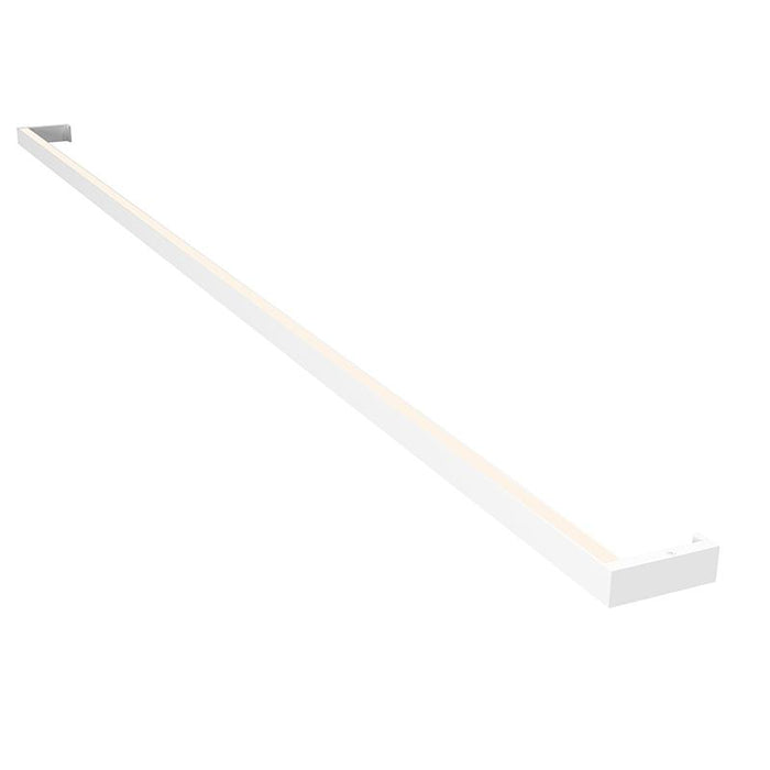 "THIN-LINE 72"" TWO-SIDED WALL LIGHT - Satin White"