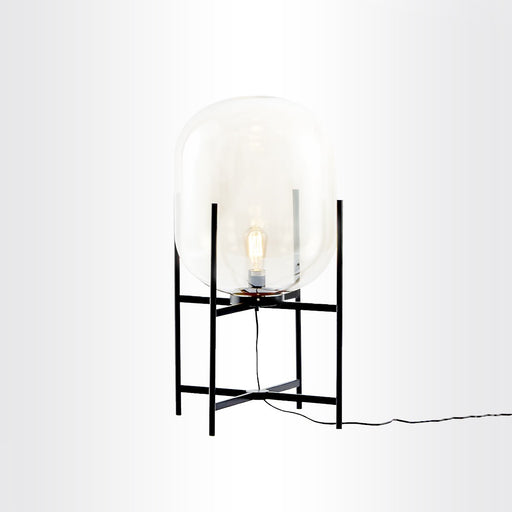 Table Lamp - Black Finish