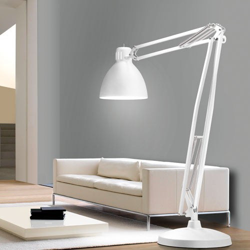 The Great JJ Floor Lamp - White