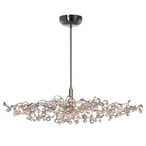 Tiara Diamond Oval HL 15 Suspension Light