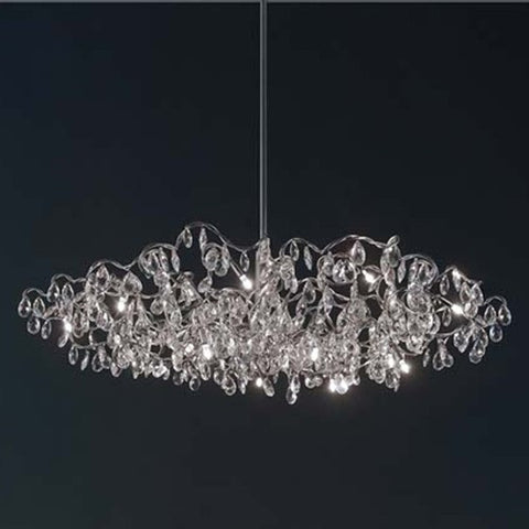 Tiara Oval HL 15 Suspension Light