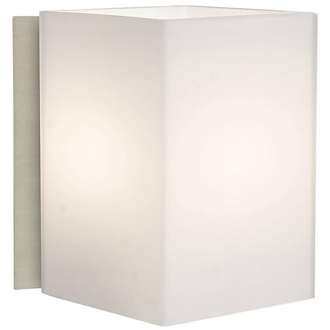 Tito Wall Sconce - Satin Nickel