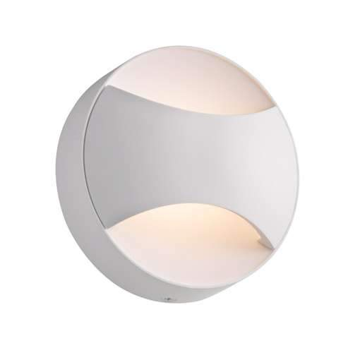 Toma LED Wall Sconce - White