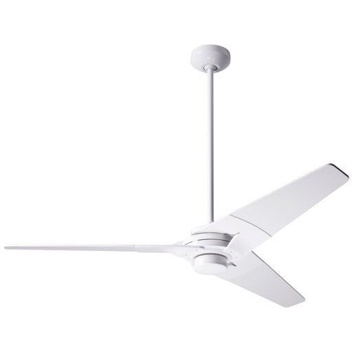 Torsion Ceiling Fan - White (No Light)