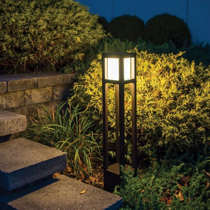 Tower LED Bollard Light - Display
