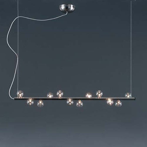 Track Zig Zag HL 12 Linear Suspension Light