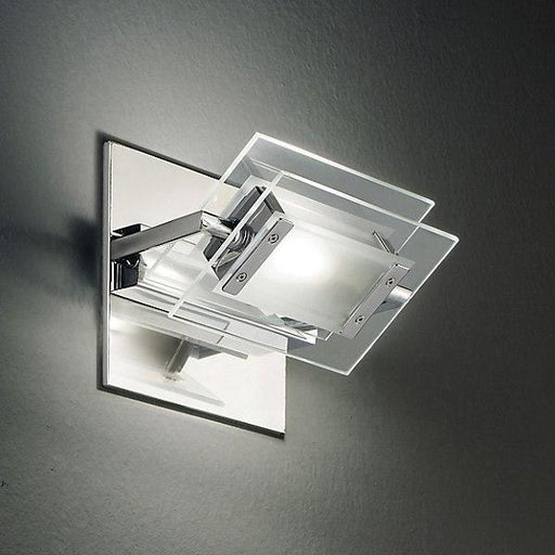 Trecentosessantagradi Wall/Ceiling Light - Nickel