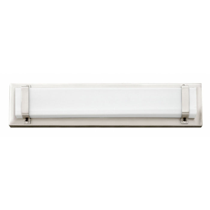 Tremont Small LED Bath Light - Polished Nickel