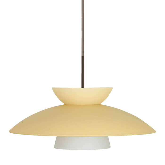 Trilo 15 Pendant Light Champagne