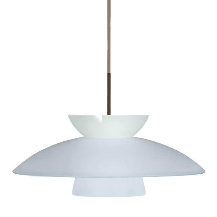 Trilo 15 Pendant Light Frost